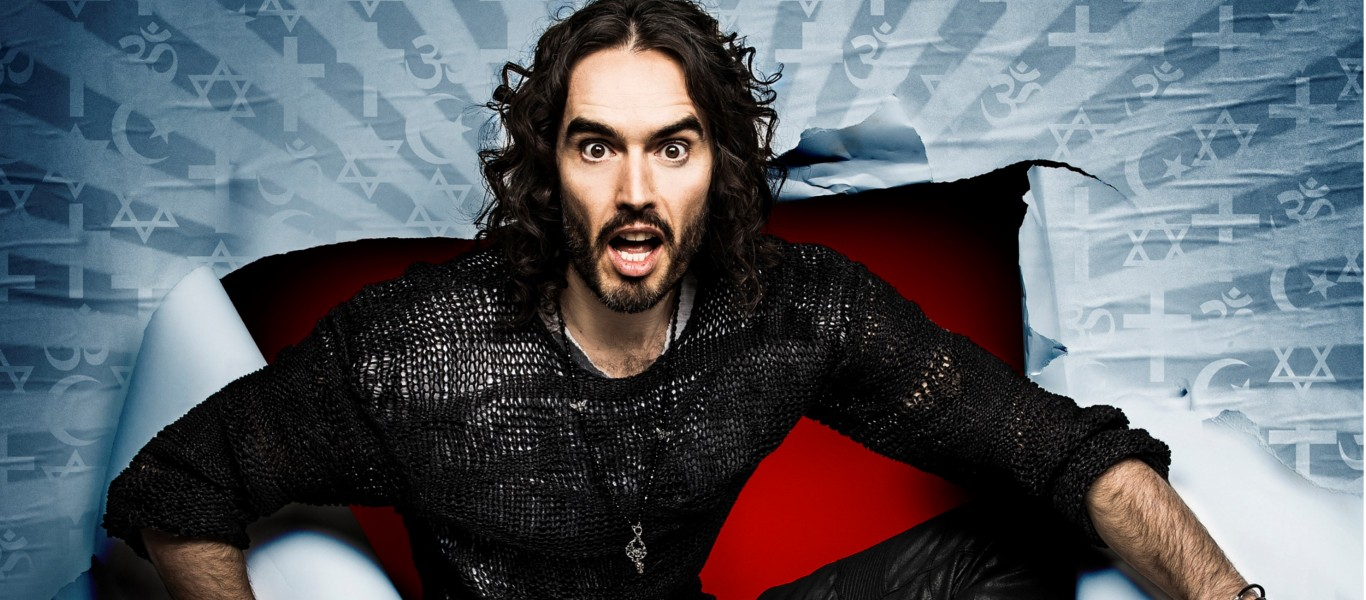 Russell Brand - Re:Birth Image