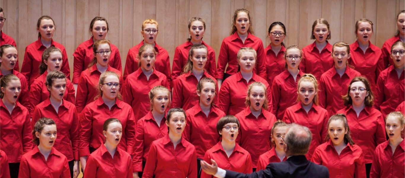 National Youth Choir of Scotland Image