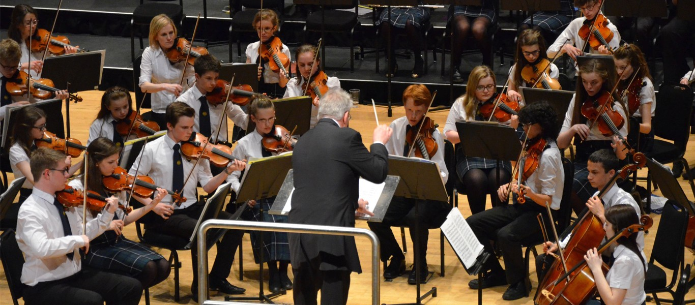 Perth & Kinross Central Groups Concert Image