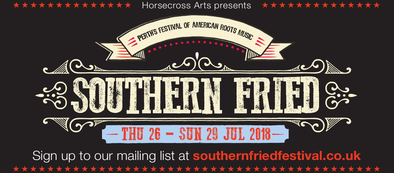 Southern Fried Open Mic Image
