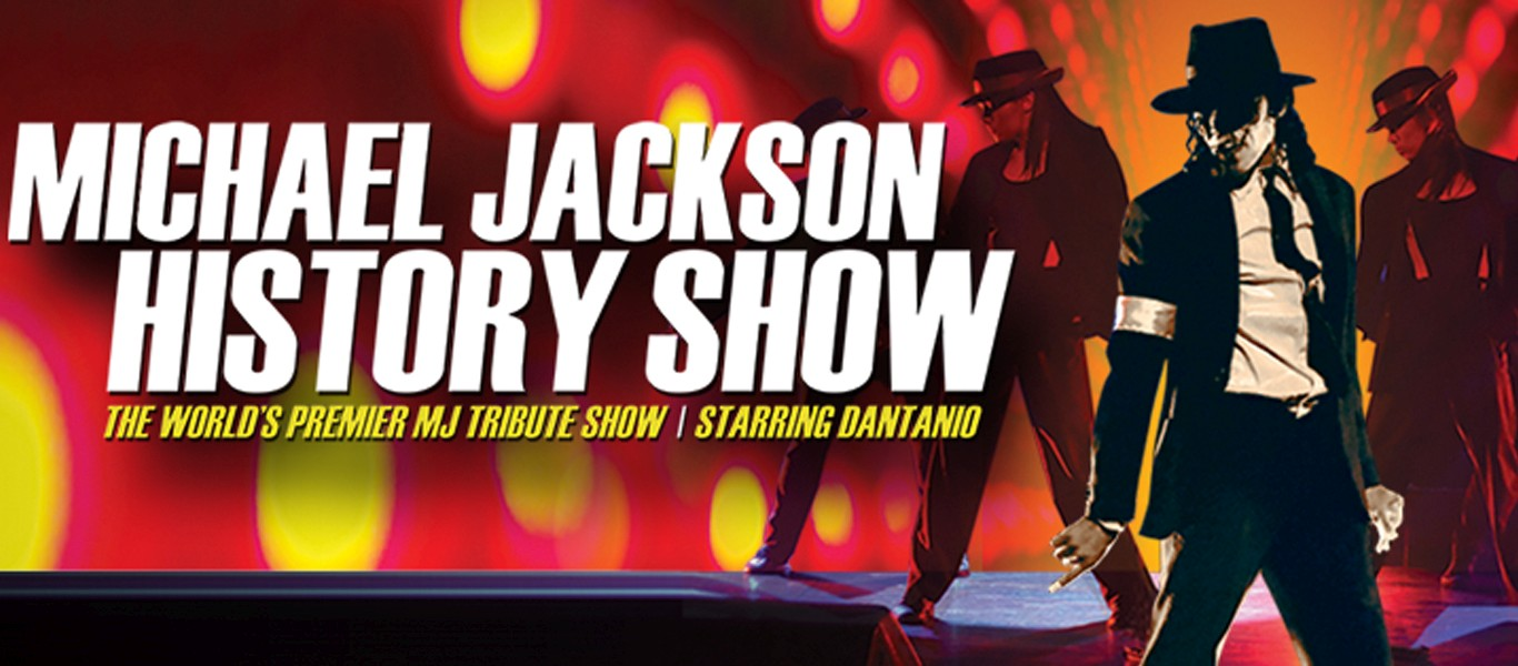 The Michael Jackson HIStory Show Image