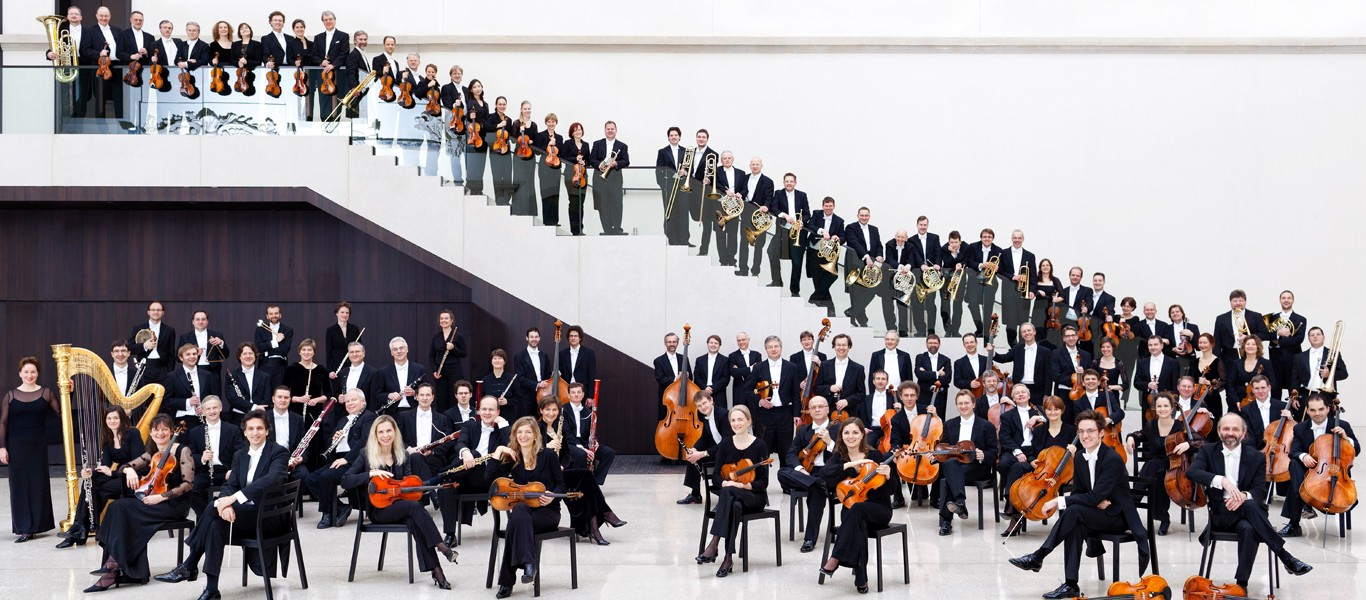 The Dresden Philharmonic Orchestra Image