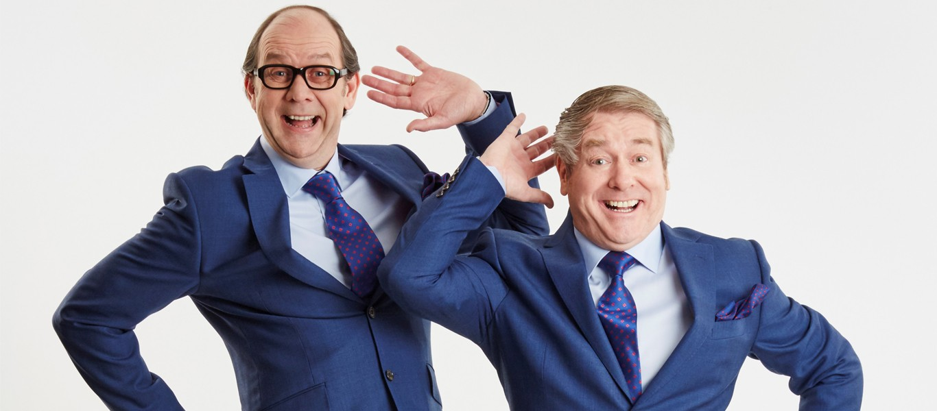 An Evening with Eric and Ern Image