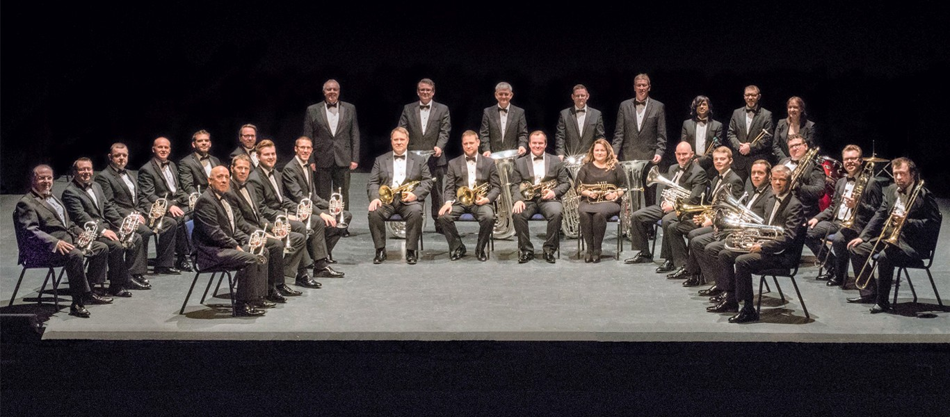 Grimethorpe Colliery Band Image