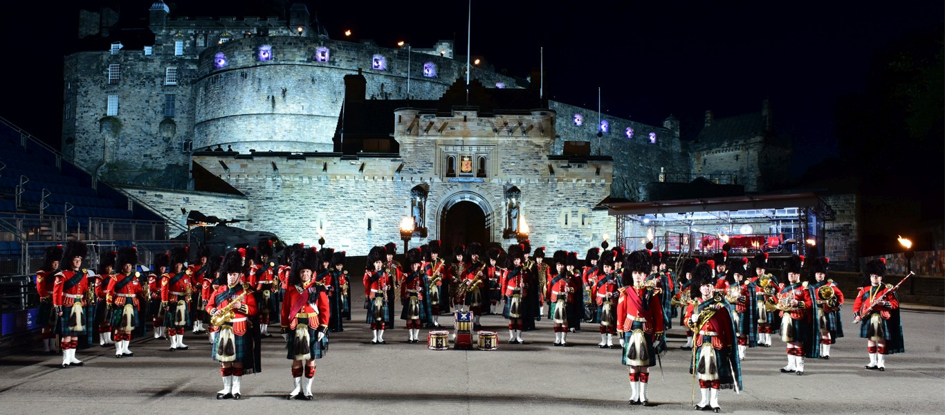 The Band of the Royal Regiment of Scotland Image