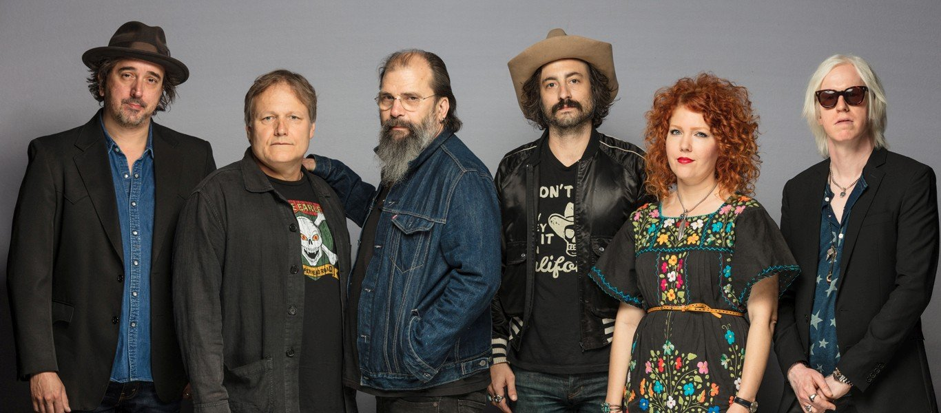 Steve Earle & The Dukes Image