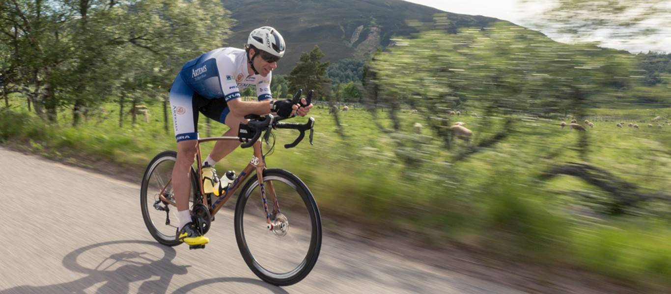 Around the World in 80 Days with Mark Beaumont Image
