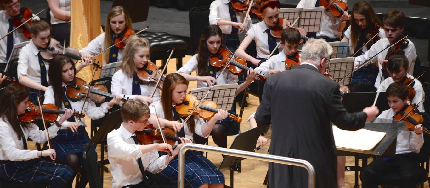 Perth Youth Orchestra Celebratory Concert Image