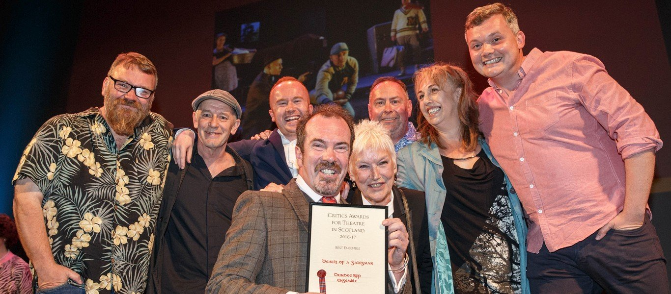 Critics' Awards for Theatre in Scotland 2018 Image