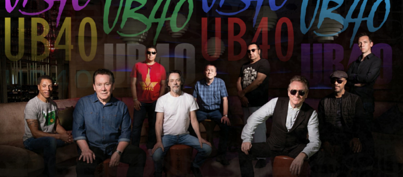 UB40 - 'For the Many' - 40th Anniversary Tour Image
