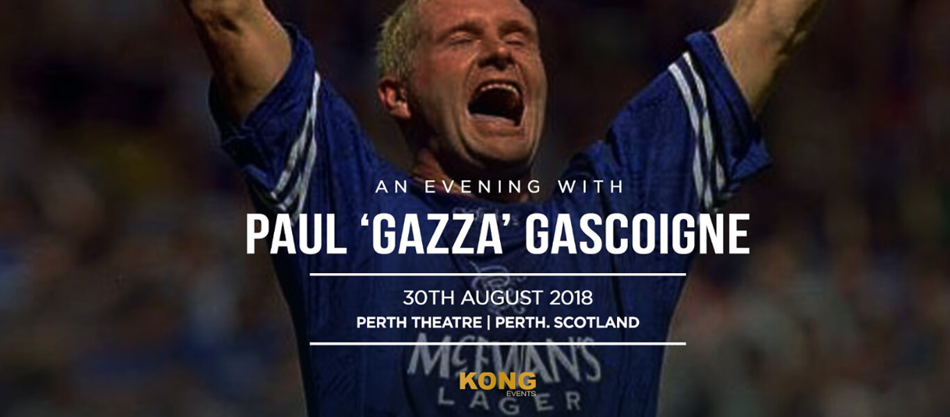 An Evening with Paul Gascoigne Image