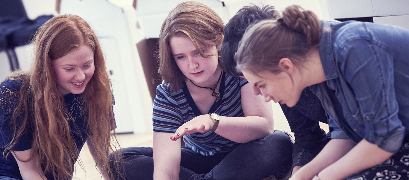Horsecross Young Playwrights (16-21 years) Image