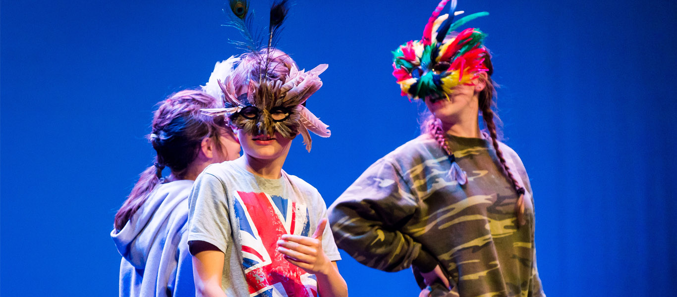 Perth Youth Theatre Juniors P4-7A 2019/20 Image