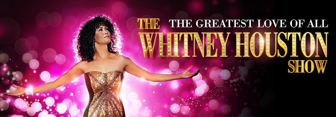 The Whitney Houston Show Image