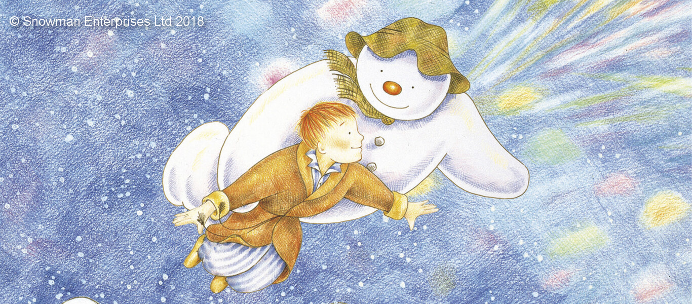 RSNO Christmas Concert featuring The Snowman Image