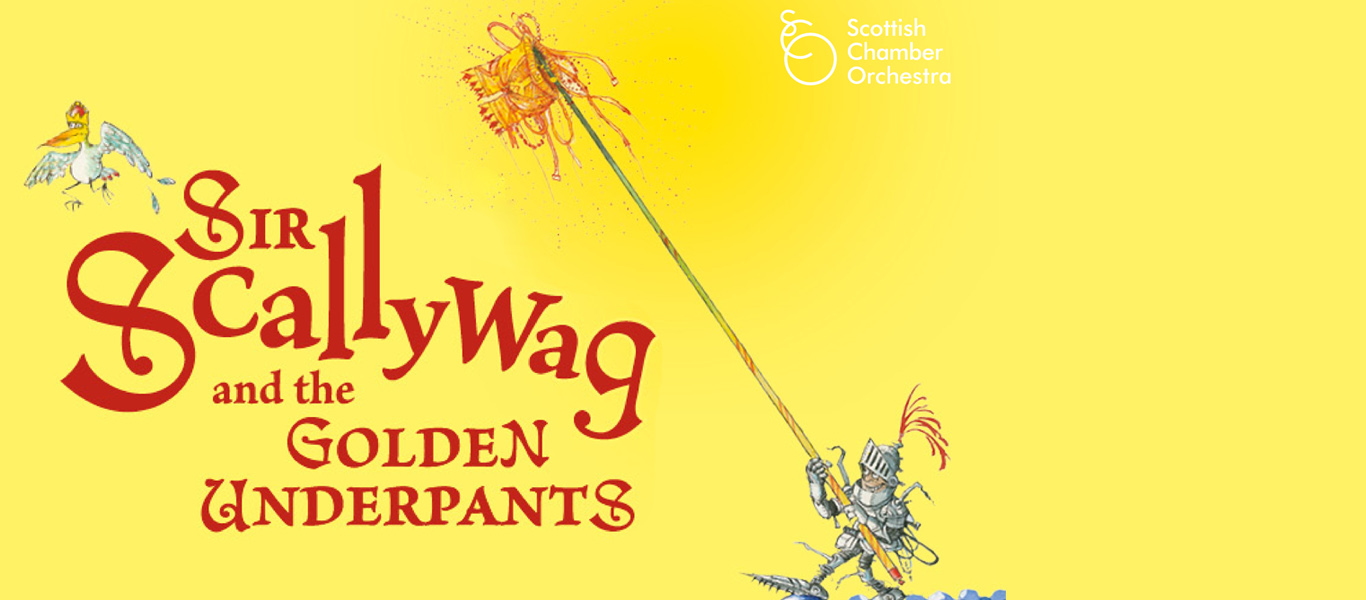 Sir Scallywag and the Golden Underpants Image