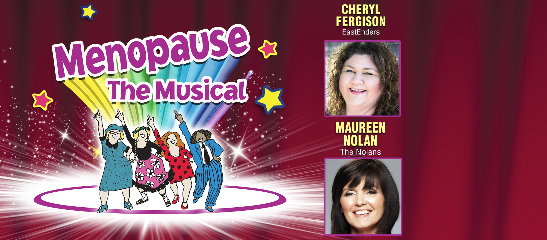 Menopause the Musical Image