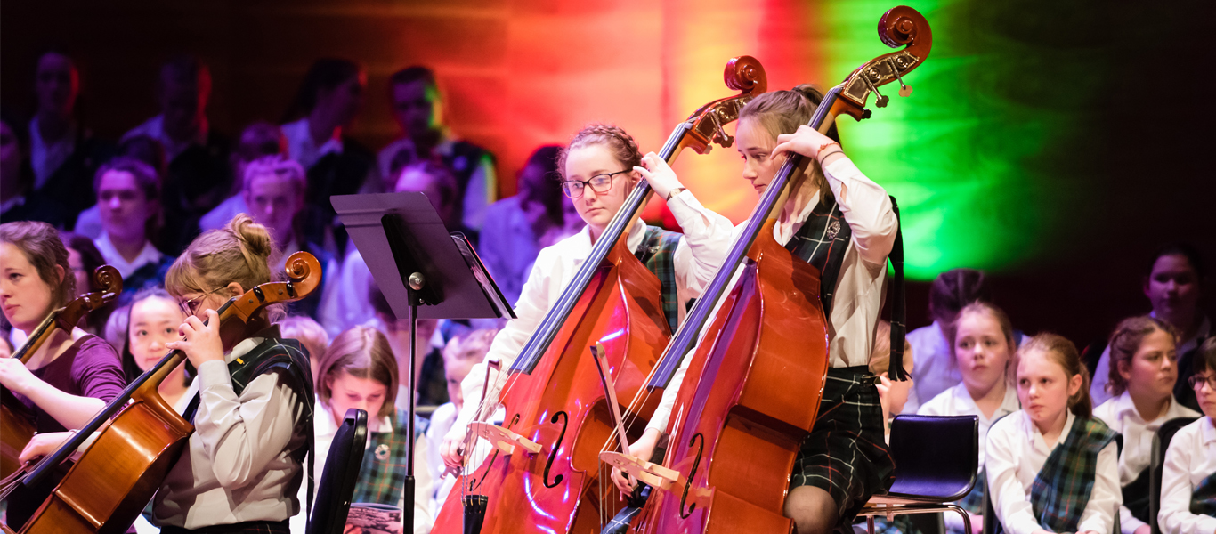 Kilgraston School Christmas Concert Image