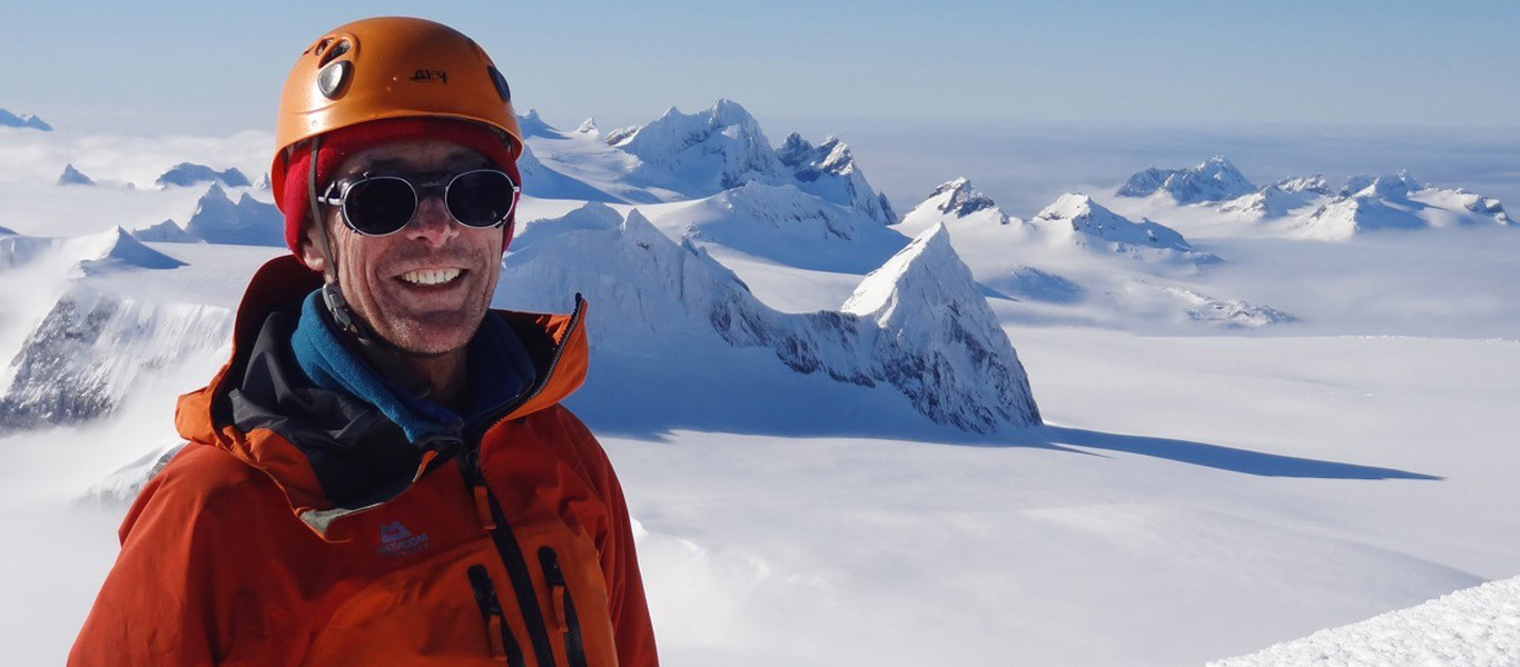 Go South - Unclimbed Summits in Antartica Image