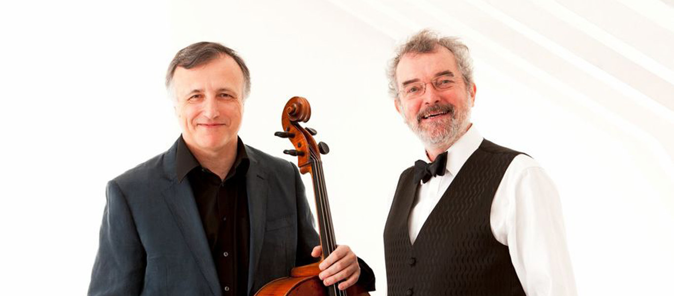 Perth Chamber Music Society - Raphael Wallfisch and John York Image