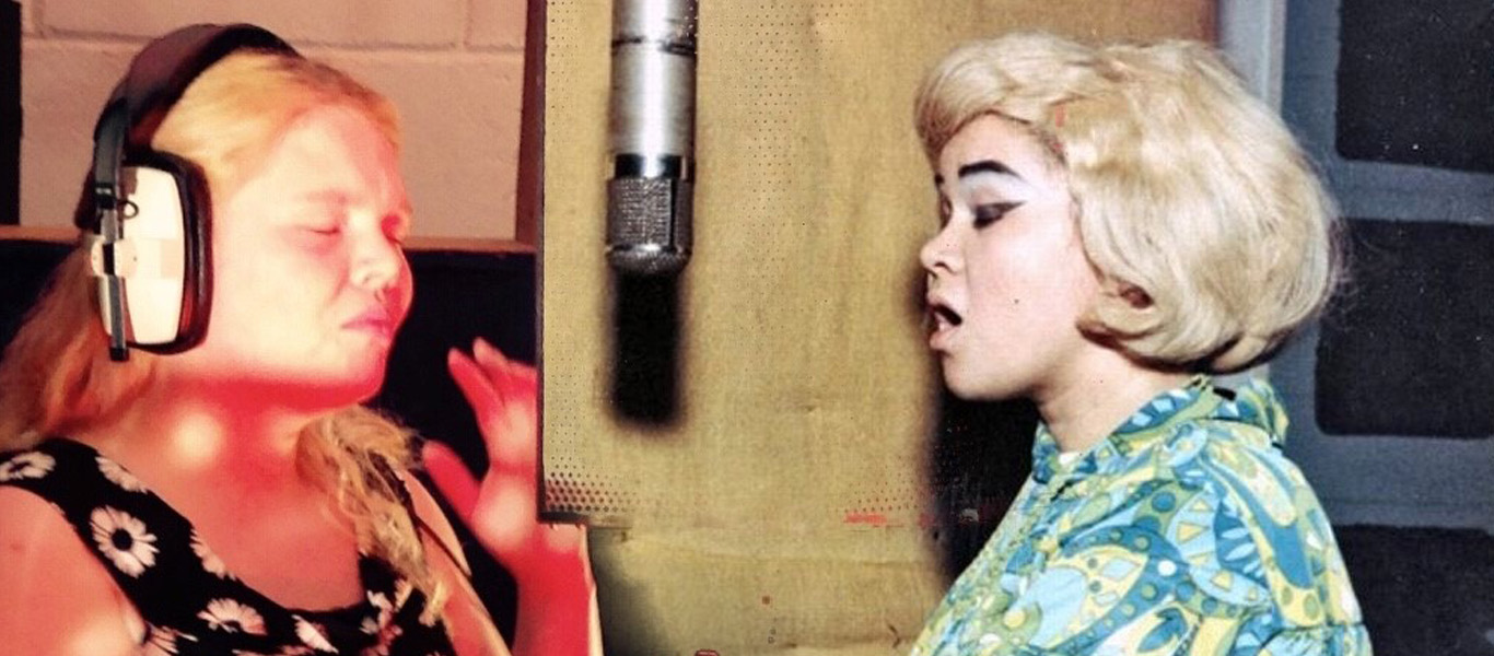 Katie Whittaker sings Etta James Image