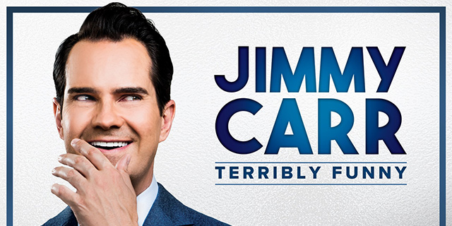 Jimmy Carr: Terribly Funny Image