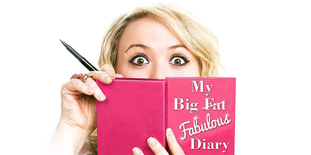 Leah MacRae: My Big Fat Fabulous Diary Image