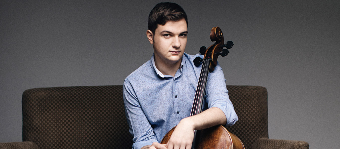 Lunchtime Concert - Andrei Ionita and Florian Mitrea Recital Image