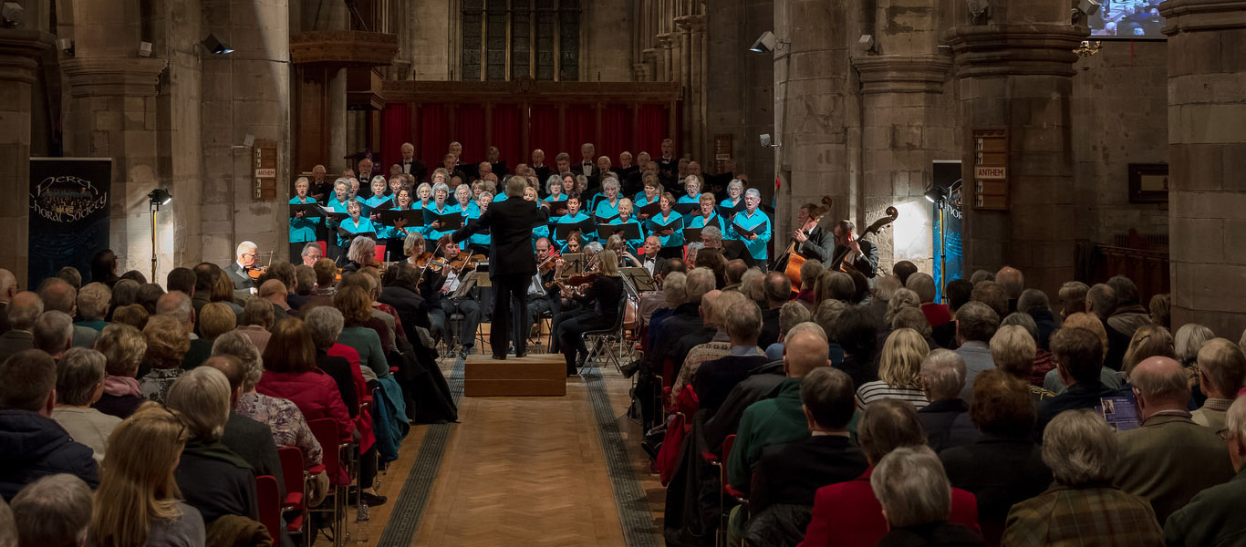Perth Choral Society Spring Concert Image