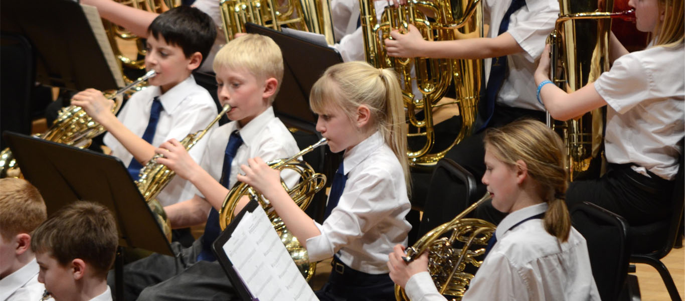 Perth & Kinross Primary School Music Camp Image