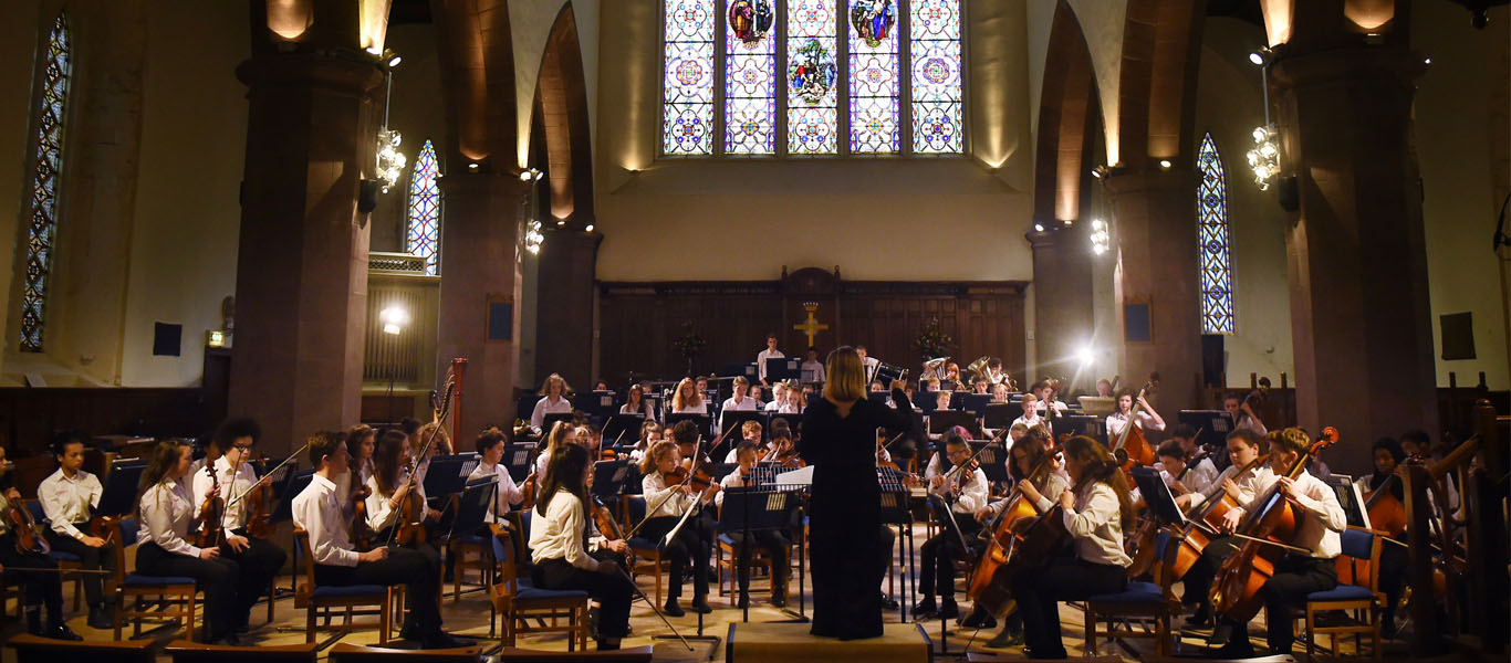 NYOS Junior Orchestra - Summer 2019 Image