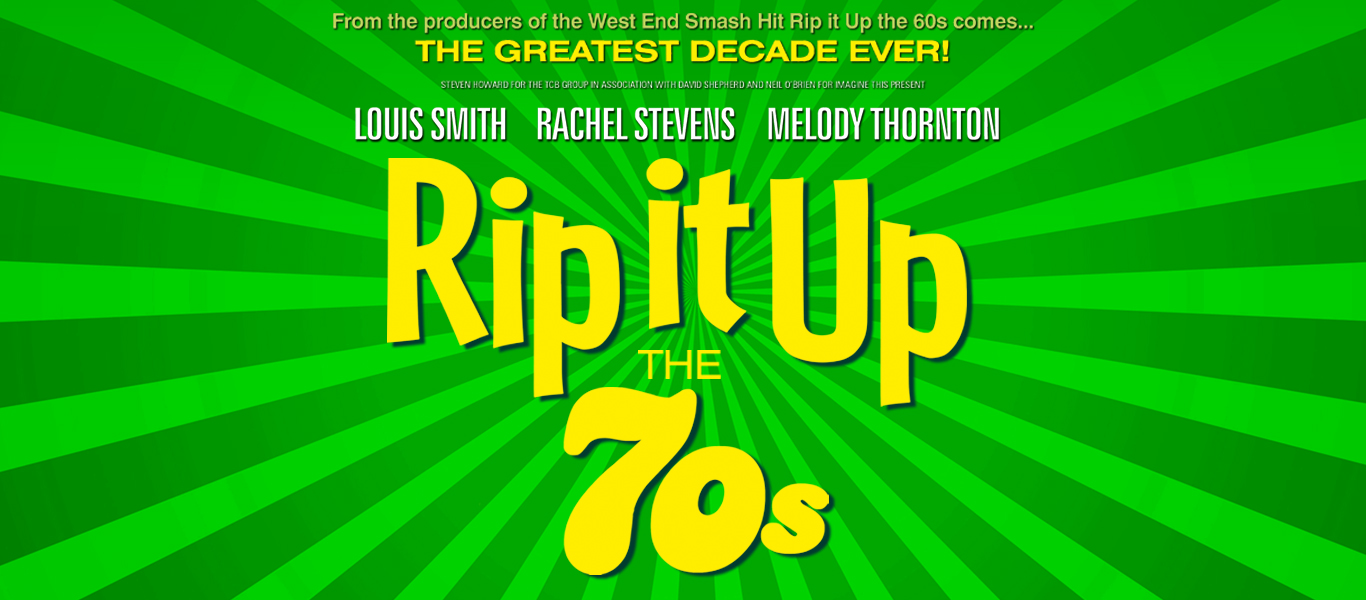 Rip It Up: The 70's Image