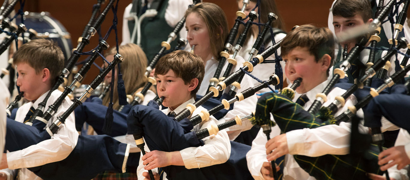 Strathallan School - A Musical Showcase 2019 Image
