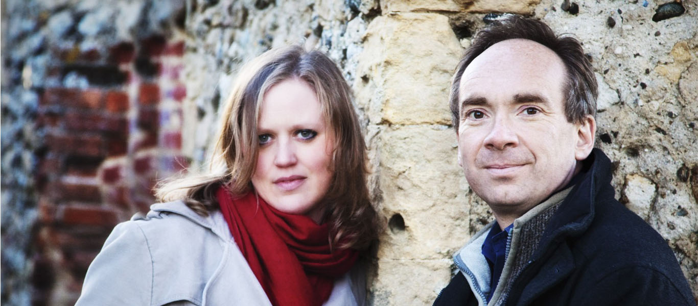 Perth Chamber Music Society - James Gilchrist and Anna Tilbrook Image