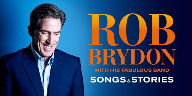 Rob Brydon - Songs & Stories Image