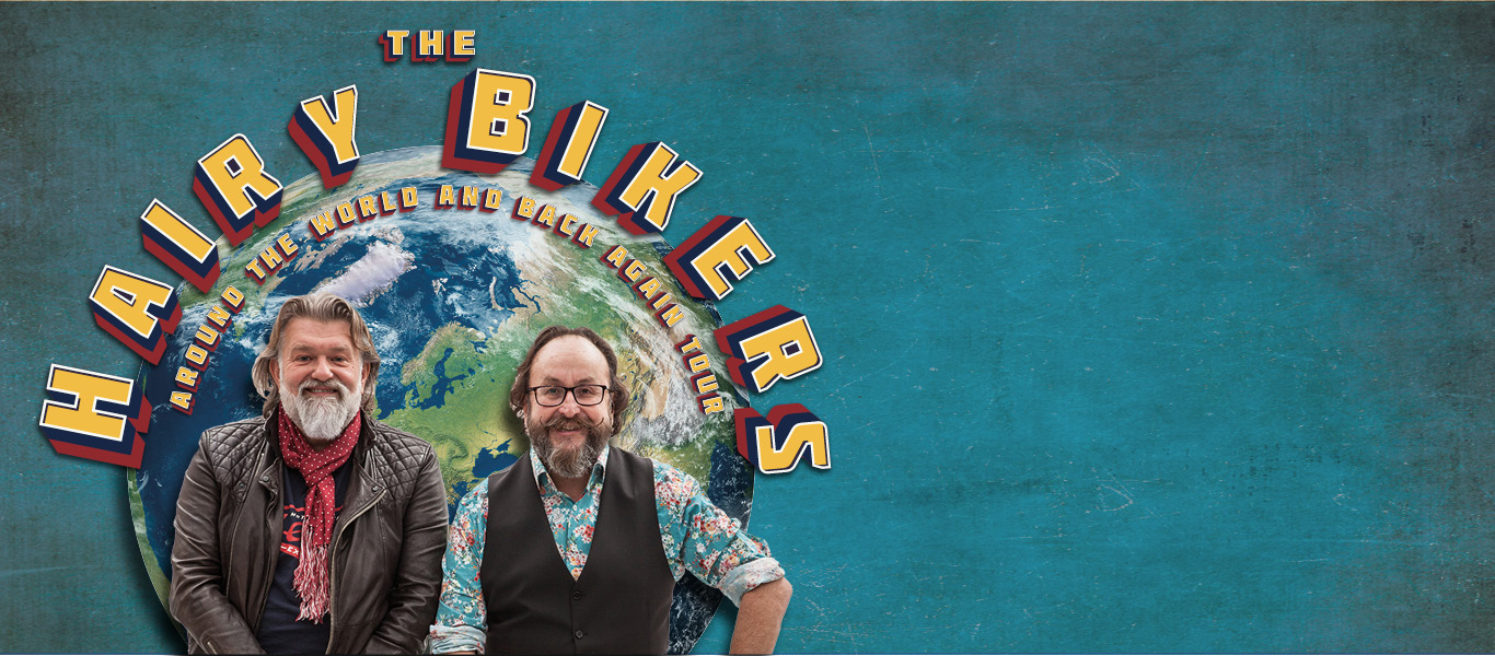 The Hairy Bikers Image