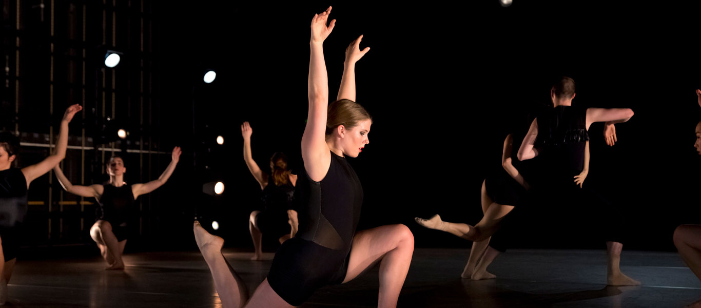 Transitions Dance Company: 2020 Triple Bill   Image
