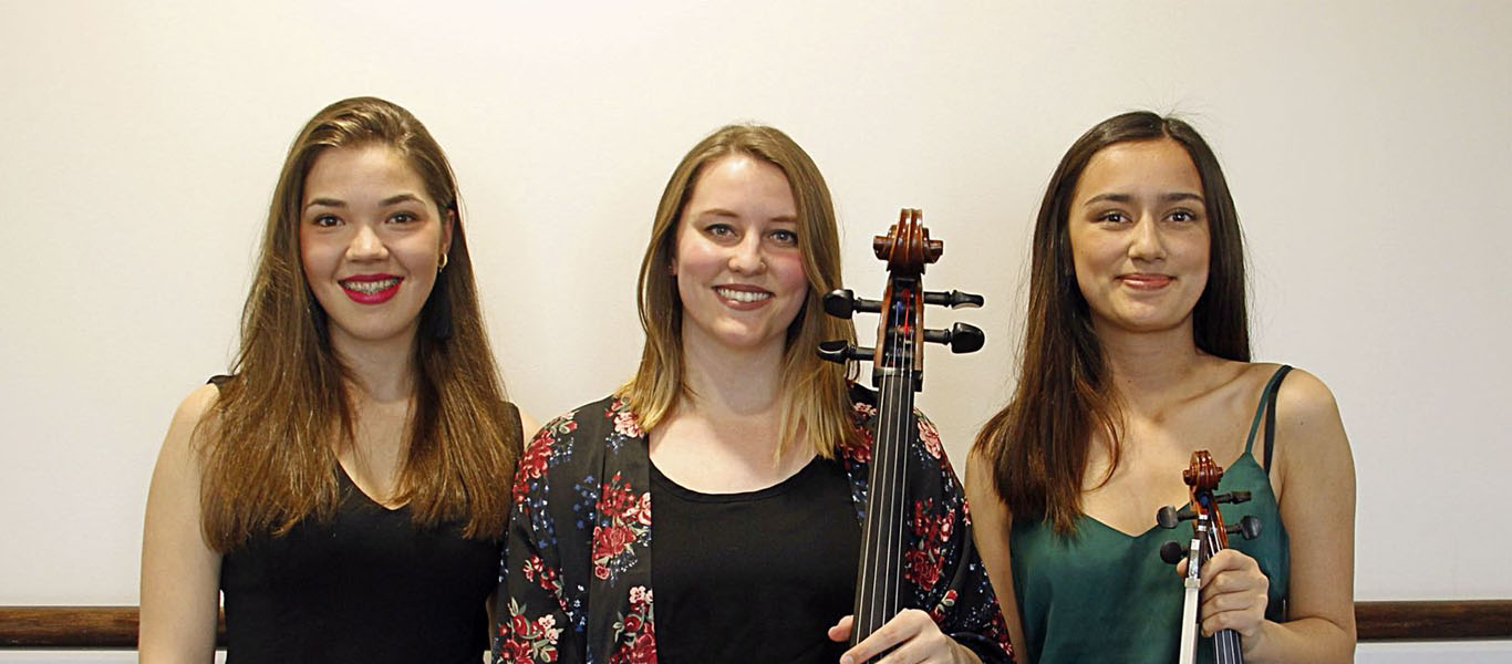 Lunchtime Concert - Trio Doyenne Image