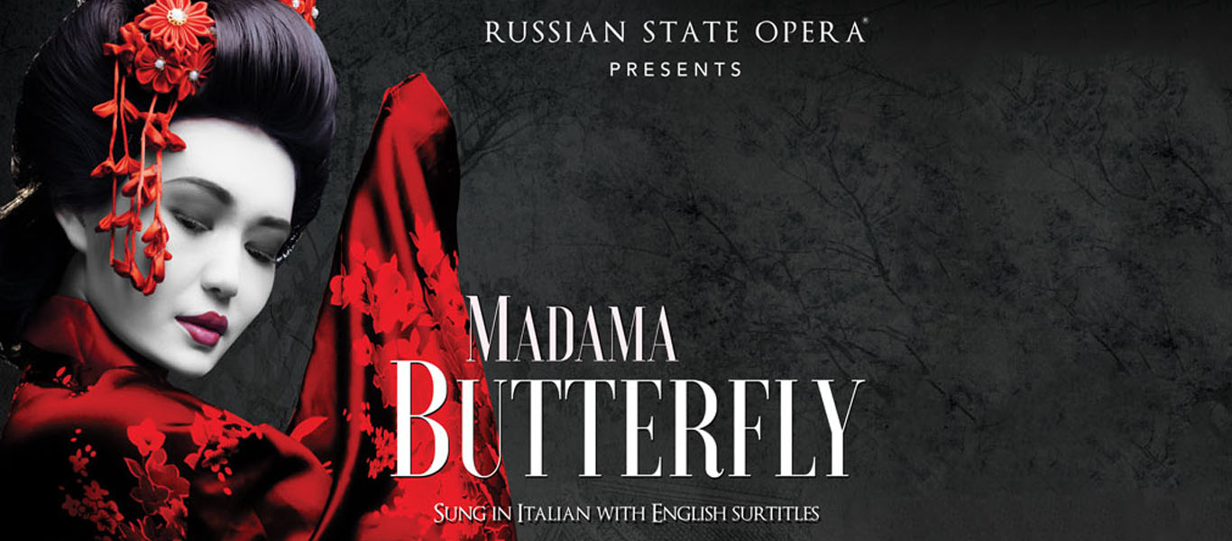 Puccini's Madama Butterfly Image