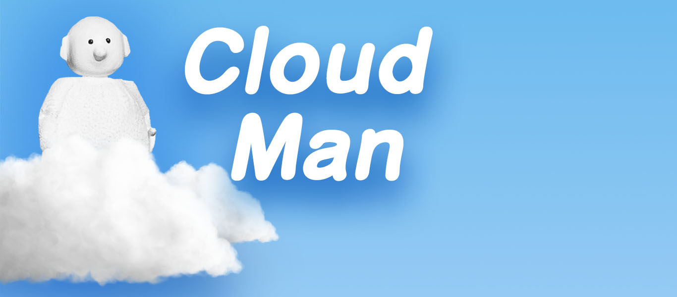 Cloud Man Image