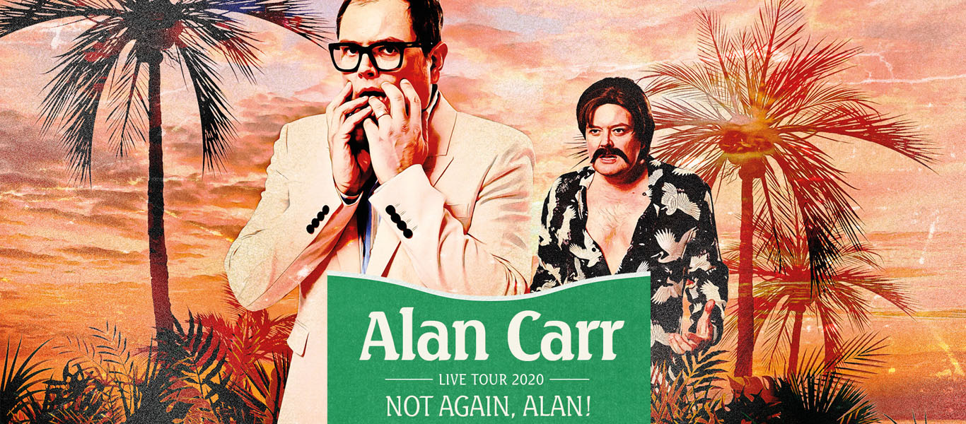 Alan Carr: Not Again, Alan! Image