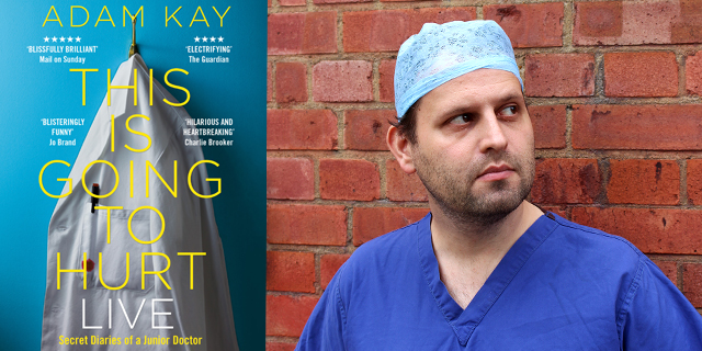 Adam Kay – This is Going to Hurt Image