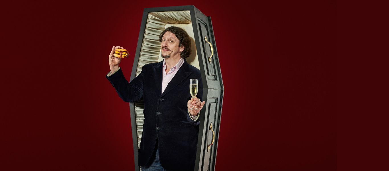 My Last Supper: One Meal, A Lifetime in the Making with Jay Rayner Image