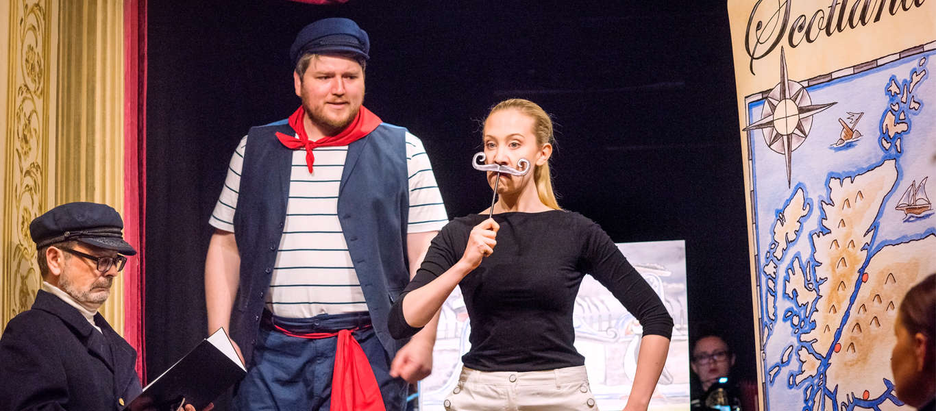 Scottish Opera: A Little Bit of The Gondoliers Image