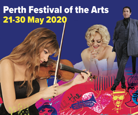 Perth Festival of the Arts 2020 Image