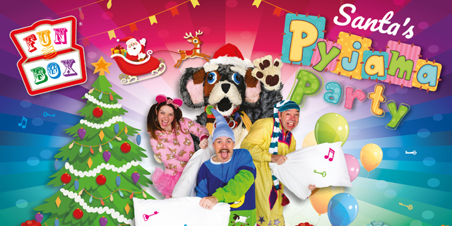 Funbox - Santa's Pyjama Party Image