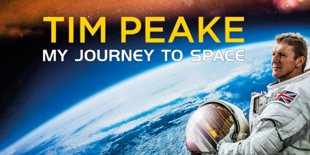 Tim Peake: My Journey to Space Image