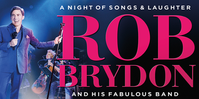 Rob Brydon - A Night of Songs & Laughter Image