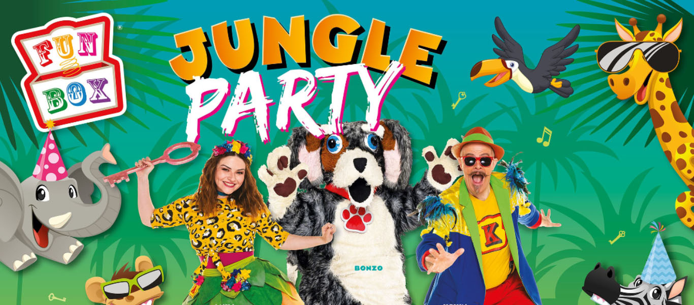 Funbox - Jungle Party Image